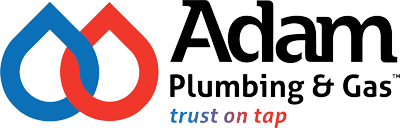 Adam Plumbing and Gas - Trust on Tap - Logo
